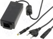 AC adapter 5V 0...8A 5.5x2.1mm