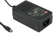 AC adapter 15V 1.6A, 4-Pin Type-A