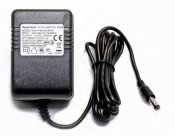 Universell AC/AC-adapter, 12V, 1.67A, 20VA, 5.5x2.1
