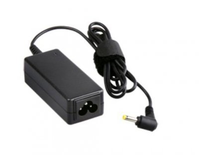 HP 19V original 495374 AC adapter 1.58A 4.0x1.7mm
