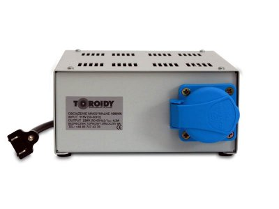 ATSO2000 - 2000VA 110/230V Toroidy step-up transformer