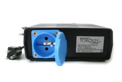 ATSO0600 - 600VA 110/230V Toroidy step-up transformer