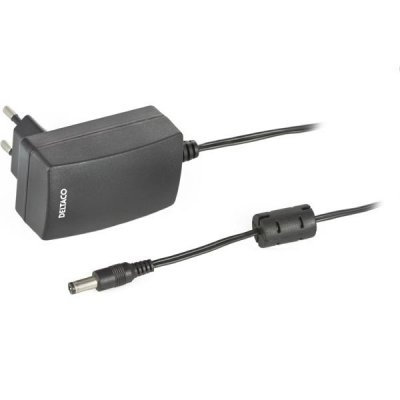 AC adapter 12V 1A 5,5x2,1mm