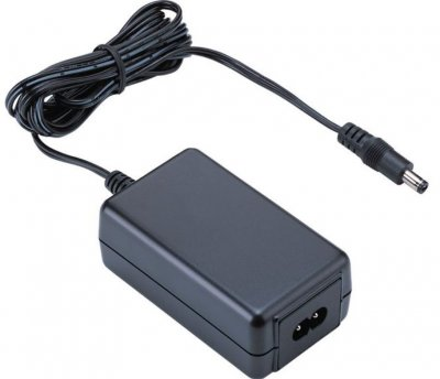 AC adapter 24V 1A, 5,5x2,1 mm