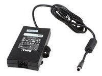 Dell original 130W AC adapter, DA130PE1-00, 19.5V 6.7A 7.4X5.0mm