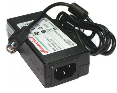 AC adapter Hunterfield för 12V 5A 4-pin Type-A