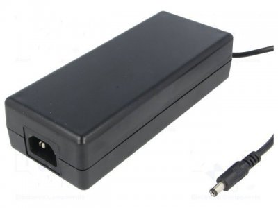 AC adapter 12V 10A 5.5x2.1mm
