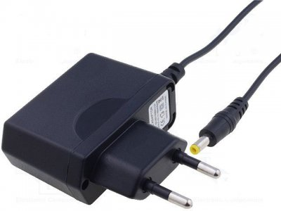 AC adapter laddare; 5VDC; 0,5A; 2,5W