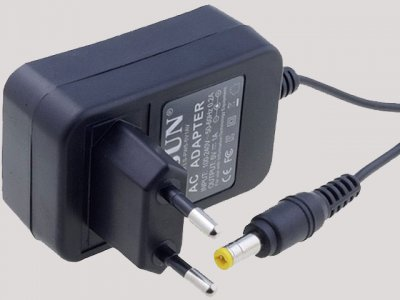 AC adapter  9V 2A 5.5x2.1mm
