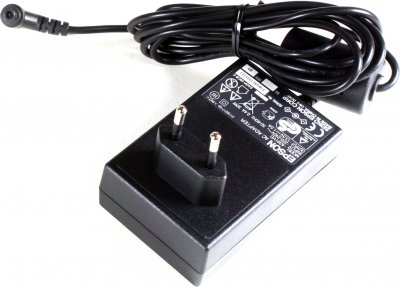 AC adapter till Epson Perfection V100, V200, V300, V330