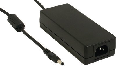 AC adapter 12V 5A 5,5x2,1 C14