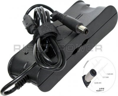 AC adapter MBA50038 19.5V 3.34A 7,4x5,0mm