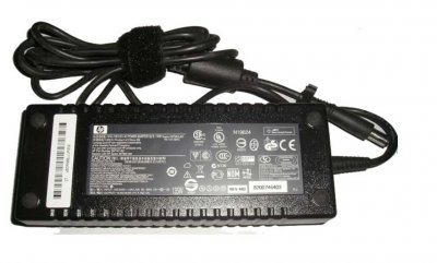 HP Original AC adapter 397747-001, 19V 7,1A 7,4x5 mm