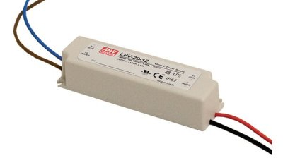 LED-drivdon 15VDC 6.7A, Mean Well LPV-100-15