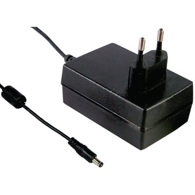 AC adapter 9V Mean Well 2.77A 5.5x2.1mm