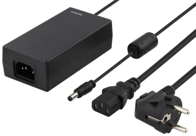 AC adapter 12V 0...5A 5,5x2,1 mm
