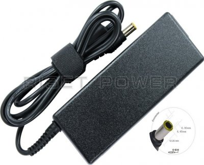 AC-adapter till Sony 16V 4A 6.5x4.4mm