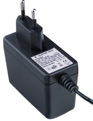 AC adapter 12V 2A 5,5x2,1mm