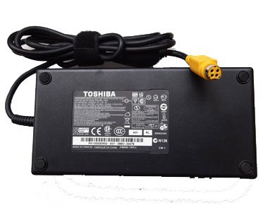AC adapter 19V 9.5A 4-PIN Toshiba