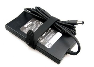 Dell original 60W AC adapter, LA65NS0-00, 19.5V 3.34A